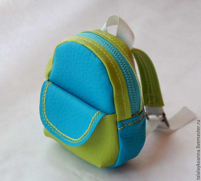 Как сделать рюкзак для кукол