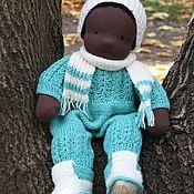 Вальдорфские куклы и звери ручной работы. Ярмарка Мастеров - ручная работа Вальдорфская кукла 37см. Handmade.