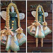 Куклы и игрушки ручной работы. Ярмарка Мастеров - ручная работа Чайная фея Марго. Handmade.