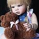 Куклы-младенцы и reborn ручной работы. Заказать Кукла реборн Эмилия. Шумакова Вера. Ярмарка Мастеров. Кукла реборн