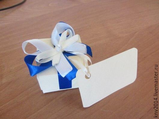 Свадебные аксессуары ручной работы. Ярмарка Мастеров - ручная работа. Купить коробочки для гостей-бонбоньерки. Handmade. Коробочки для подарков, бонбоньерки