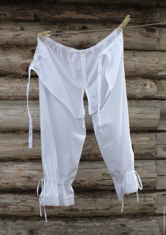 Фото ретро панталоны фото 248-650