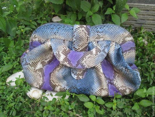 Женские сумки ручной работы. Ярмарка Мастеров - ручная работа. Купить Клатч. Handmade. Клатч из натуральной кожи, клатч кожаный