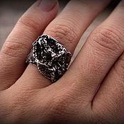 """Кольца ручной работы. Ярмарка Мастеров - ручная работа """"Оригами"""" кольцо из серебра 925 пробы. Handmade."""