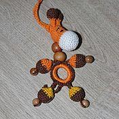 """Одежда ручной работы. Ярмарка Мастеров - ручная работа Слингокулон """"Жираф"""". Handmade."""