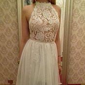 Одежда handmade. Livemaster - original item Wedding dress-transformer.. Handmade.