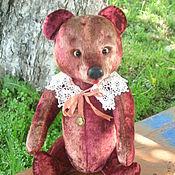"""Куклы и игрушки ручной работы. Ярмарка Мастеров - ручная работа Плюшевый медведь""""Кирюша"""". Handmade."""