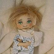 Куклы и игрушки handmade. Livemaster - original item Little sleepy gnome Louis. Handmade.