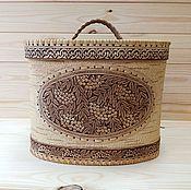 Для дома и интерьера handmade. Livemaster - original item Wooden cat