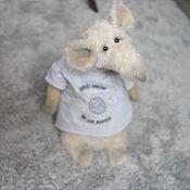 Мишки Тедди ручной работы. Ярмарка Мастеров - ручная работа Мишки Тедди: Рональд.... Handmade.