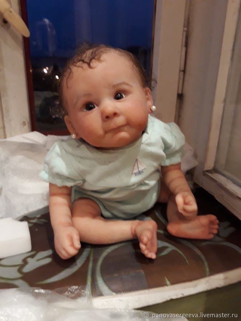 Baby Tweedle-Sold, Dolls, St. Petersburg,  Фото №1