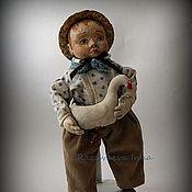 Куклы и игрушки ручной работы. Ярмарка Мастеров - ручная работа Вырасту ковбоем!. Handmade.