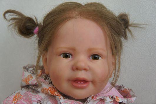 Куклы-младенцы и reborn ручной работы. Ярмарка Мастеров - ручная работа. Купить Малышка Аглая. На заказ. Handmade. синтепух