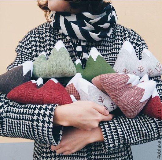 Текстиль, ковры ручной работы. Ярмарка Мастеров - ручная работа. Купить Горы. Handmade. Горы, сувенир, сувениры и подарки
