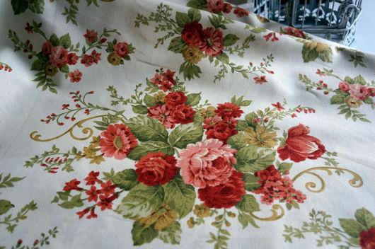 Шитье ручной работы. Ярмарка Мастеров - ручная работа. Купить Ткань хлопок  с покрытием TEFLON 130267-02. Handmade. Ткань