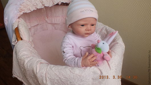 Куклы-младенцы и reborn ручной работы. Ярмарка Мастеров - ручная работа. Купить Кукла реборн.. Handmade. Реборн, молд, мохер