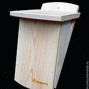 Для дома и интерьера handmade. Livemaster - original item Birdhouse -