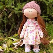 Куклы и игрушки ручной работы. Ярмарка Мастеров - ручная работа Кукла текстильная.. Handmade.