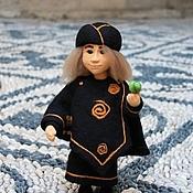 Куклы и игрушки ручной работы. Ярмарка Мастеров - ручная работа Сэр Макс, войлочная кукла. Handmade.