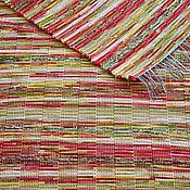 Для дома и интерьера ручной работы. Ярмарка Мастеров - ручная работа Половик ручного ткачества (№ 114). Handmade.
