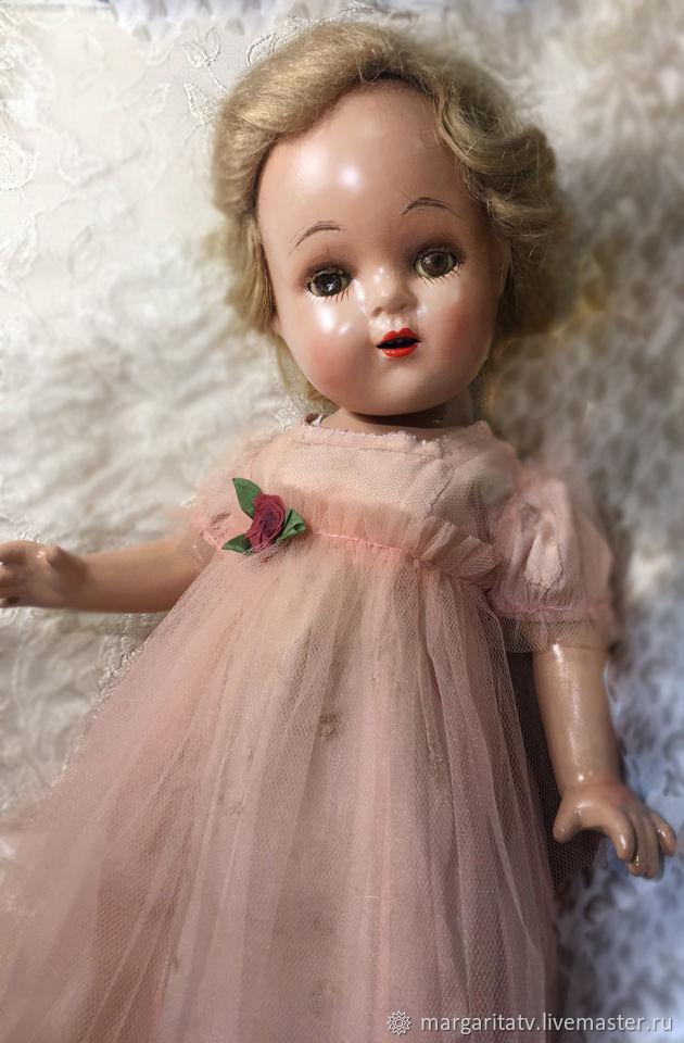 """Реставрация куклы """"Принцесса Элизабет"""", Портретная кукла, Москва,  Фото №1"""