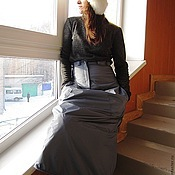 Одежда handmade. Livemaster - original item Skirt with built in pants. Handmade.
