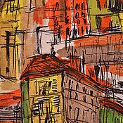 Для дома и интерьера ручной работы. Ярмарка Мастеров - ручная работа Vincent Энергия цвета. Handmade.