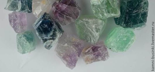 Флюорит радужный 9-22 мм необработанные камни, самородок. Бусины флюорита для колье, флюорит фриформ бусины для браслетов, зеленый флюорит бусины для серег.