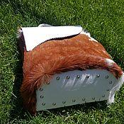 Сумки и аксессуары ручной работы. Ярмарка Мастеров - ручная работа рюкзак коровка. Handmade.