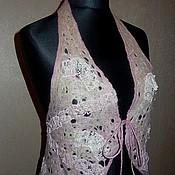 Одежда handmade. Livemaster - original item Vest Vintage. Handmade.