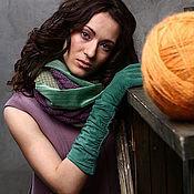 Одежда ручной работы. Ярмарка Мастеров - ручная работа Дизайнерский жилет. Handmade.
