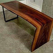 Для дома и интерьера ручной работы. Ярмарка Мастеров - ручная работа Элегантный стол. Handmade.