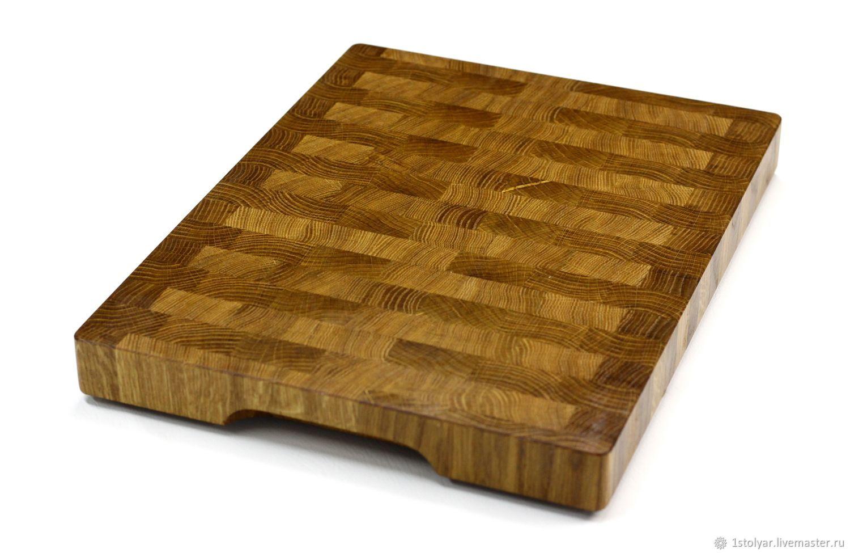 End cutting Board №98, Cutting Boards, Orekhovo-Zuyevo,  Фото №1