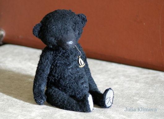 Мишки Тедди ручной работы. Ярмарка Мастеров - ручная работа. Купить Ренард. Handmade. Черный, мишки тедди, мишка-тедди