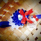 Работы для детей, ручной работы. Ярмарка Мастеров - ручная работа Морская повязочка. Handmade.