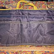 Сумки и аксессуары ручной работы. Ярмарка Мастеров - ручная работа Органайзер для сумки. Handmade.