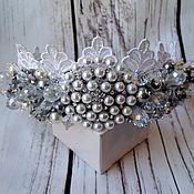 Украшения handmade. Livemaster - original item The headband in the style of Dolce & Gabbana. Handmade.