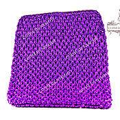 Топ большой, фиолетовый, 2013