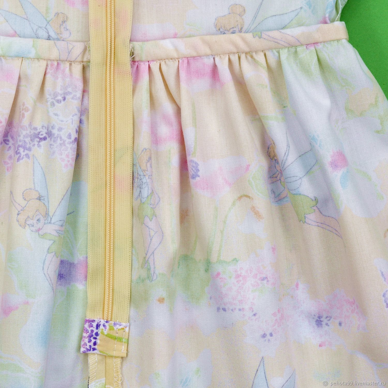 """Платье для девочки """"Фея"""" на рост 90-95 см"""