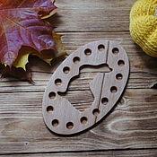 Сувениры и подарки ручной работы. Ярмарка Мастеров - ручная работа Фотофон деревянный. Handmade.