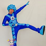 Одежда handmade. Livemaster - original item Fiksik Nolik. Scenic suit/Cosplay/Carnival costume. Handmade.