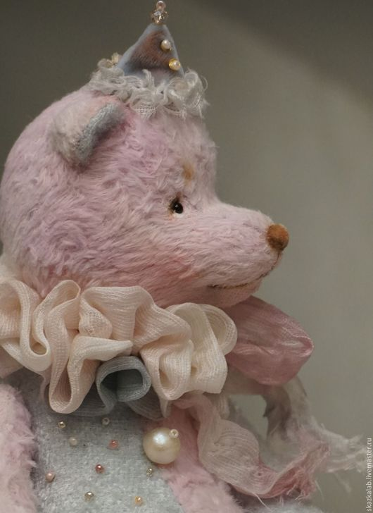Мишки Тедди ручной работы. Ярмарка Мастеров - ручная работа. Купить Candy bear. Handmade. Мишка, медведь тедди