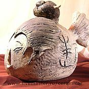 Для дома и интерьера ручной работы. Ярмарка Мастеров - ручная работа Рыба заморская. Керамика. Handmade.