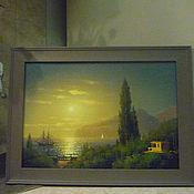 Картины ручной работы. Ярмарка Мастеров - ручная работа Картины: восход солнца. Handmade.
