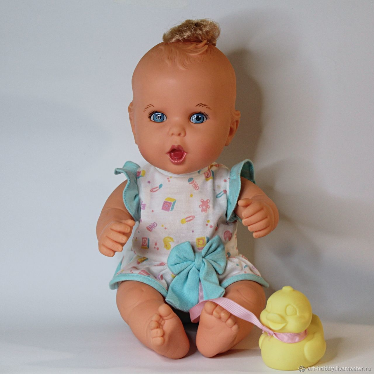 Doll GERBER, Vintage doll, Moscow,  Фото №1