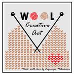 WOOL Creative ART - Ярмарка Мастеров - ручная работа, handmade