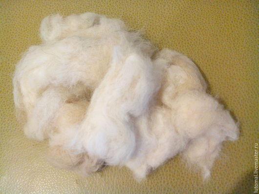 Собачья шерсть (пух, подшерсток), порода Аляскинский маламут