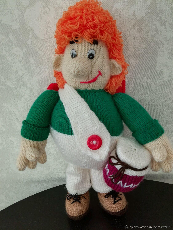"Интерьерная кукла ""Карлсон"", Детская, Ханты-Мансийск, Фото №1"