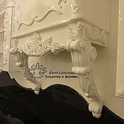 Для дома и интерьера handmade. Livemaster - original item Kitchen Italian carved.. Handmade.