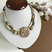 Работы для детей, handmade. Livemaster - original item beads: Folklore. Handmade.
